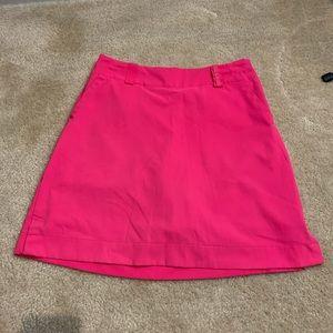 Nike Golf skirt bright pink